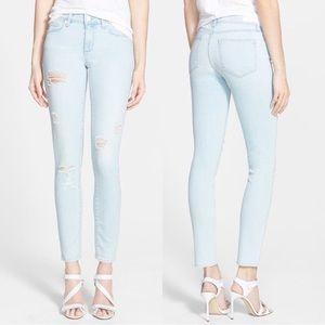 Paige Verdugo ultra skinny 30 jeans light blue